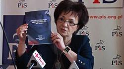 Elżbieta Witek dla Fronda.pl: Komorowski nadal jest rozgoryczony i nie potrafi pogodzić się ze swoją klęską - miniaturka