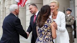 Rozpoczęło się spotkanie Duda-Pence - miniaturka