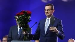 'Zmora neoliberałów'. Premier Morawiecki Człowiekiem Roku forum w Krynicy - miniaturka
