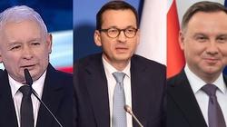 Sondaż zaufania. Prezydent i premier na czele, ale ze spadkami. Zyskuje tylko Jarosław Kaczyński - miniaturka
