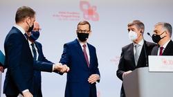 ,,Potępiamy kolejny akt rosyjskiej agresji''. Państwa V4 solidarne wobec działań Rosji!   - miniaturka