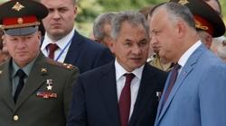 Misja Szojgu. Mołdawia głębiej w objęciach Rosji - miniaturka