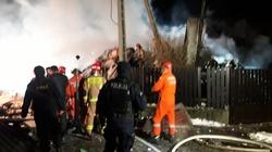Szczyrk: Mieszkańcy modlą się za dusze ofiar wybuchu gazu - miniaturka