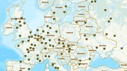Elektrownie atomowe w Europie na rok 2021. Polska to… zielona wyspa - miniaturka