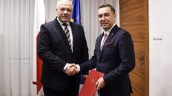 Zbigniew Gryglas rozpoczyna pracę w nowym ministerstwie - miniaturka