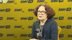 Elżbieta Kruk krytycznie o Polskiej Fundacji Narodowej - miniaturka