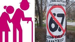 Polska w remoncie: Obniżenie wieku emerytalnego- został podpis prezydenta - miniaturka