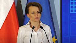 Rekonstrukcja rządu. Emilewicz: Tak, to jest możliwe, mówił o tym premier Morawiecki - miniaturka