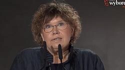 Engelking nazwała GW... ,,Gazetą Żydowską''! Zobacz nagranie - miniaturka