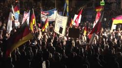 Niemcy: Tysiące ludzi przeciw imigrantom (WIDEO) - miniaturka