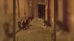 Poznań: Lewacy z nożami i pałkami rzucili się na obrońców kościoła! - miniaturka