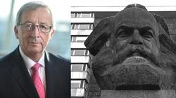 Po prostu skandal! Juncker broni Marksa: Nie obwiniajmy go o zbrodnie komunistów - miniaturka