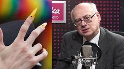 KE chce nam narzucić homoideologię. Prof. Krasnodębski ostro: To wykraczanie poza traktaty! - miniaturka