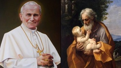 Św. Jan Paweł II: 'Poprzez pracę człowiek staje się bardziej człowiekiem' - miniaturka