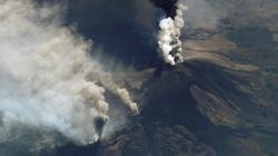 Przebudzenie Etny i trzęsienia ziemi. Są ranni - miniaturka