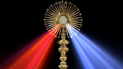 Procesje z Najświętszym Sakramentem w czasie epidemii w parafiach - miniaturka