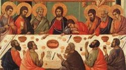 Eucharystia i jej znaczenie a Nowy Testament - miniaturka