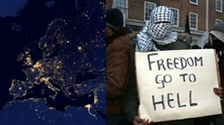 Ryszard Czarnecki: Islamska mapa Europy AD 2017-AD 2050 - miniaturka