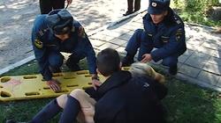 Krym: Zamachowiec został zastrzelony - miniaturka