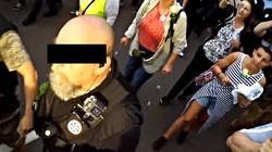 Policja zatrzymała agresywnego 'obywatela RP' - miniaturka
