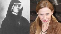 Modelka Anna Golędzinowska. Dzięki św. Faustynie Jezus dał jej zupełnie nowe życie - miniaturka