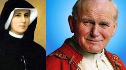 TYLKO U NAS! Nie możemy żyć w lęku! Bóg, św. Faustyna i św. Jan Paweł II ochraniają ŚDM! - miniaturka