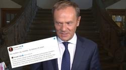 Donald Tusk broni Giertycha: ,,Nie myliłem się…''  - miniaturka