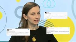 ,,Sukces'' Sylwii Spurek! Zebrała sześć podpisów przeciwko zawetowaniu budżetu  - miniaturka