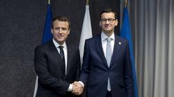 Spotkanie Morawiecki – Macron. Francuski prezydent ma gotową ofertę dla Polski? - miniaturka