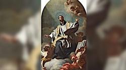 Św. Kajetan – uczony, który trzymał Dziecię Jezus  - miniaturka