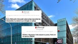 Logika ,,Wyborczej''. Litwini powinni bronić swoich granic, ale… Polacy już nie  - miniaturka