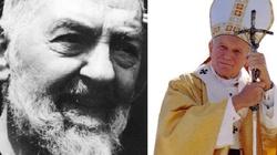 Nie tylko jedno spotkanie. Nowe fakty na temat św. Ojca Pio i św. Jana Pawła II - miniaturka