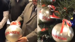 Choinka... konstytucyjna. Krakowscy sędziowie odlecieli - miniaturka