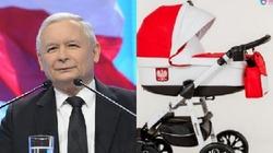 'Obliczyłem w pamięci...' Jarosław Kaczyński ujawnia, jak powstało 500 Plus - miniaturka