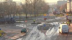 Ciepło wróciło do niektórych dzielnic Warszawy - miniaturka