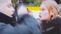 Wściekłe feministki zaatakowały policję i działaczy pro-life! - miniaturka