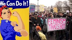 Agresja feministek wobec profesora broniącego życia - miniaturka