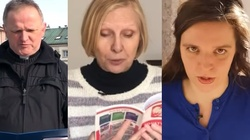 'Gwiazdy opozycji' czytają Konstytucję. Wśród nich m.in. Lemański, Jachira i Nurowska - miniaturka