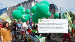 Zieloni dementują informacje o swoim stanowisku ws. awarii w ,,Czajce'' – ,,To oświadczenie sprzed roku''  - miniaturka