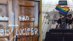 Dewastacja kościołów to tylko wstęp do szerokiej wojny z chrześcijaństwem - miniaturka