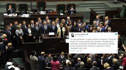 Radosław Fogiel: Zabawne jest oburzenie opozycji, która sama okupowała parlament  - miniaturka