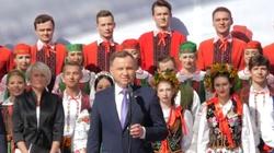 Prezydent do rolników: Polska wieś jest ostoją patriotyzmu - miniaturka
