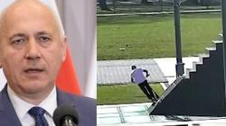 Brudziński do polityków opozycji: Dajcie SPOKÓJ policjantom!!! - miniaturka