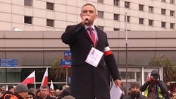 Bąkiewicz do Konfederacji: Chcecie popierać komuchów? - miniaturka