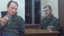 Białoruś. Zatrzymani oficerowie KGB i MO. Mieli współpracować z ,,polskimi kanałami Telegram''  - miniaturka