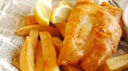 Fish and chips. Piątkowe danie Polaków w Anglii - miniaturka