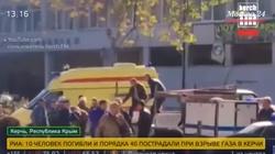 Zamach w szkole na Krymie. Wielu zabitych i rannych - miniaturka