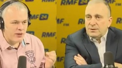 MOCNE! Dziennikarz: Pan potrafi odpowiedzieć bez mówienia o Kaczyńskim. Schetyna: Potrafię, ale Kaczyński... - miniaturka