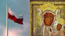 Matka Boża ogłosiła się Królową Polski! Maryjo, Królowo Polski, módl się za nami! - miniaturka