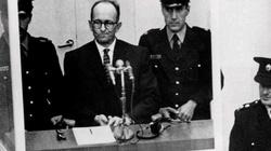Eichmann prosił Żydów o łaskę - miniaturka